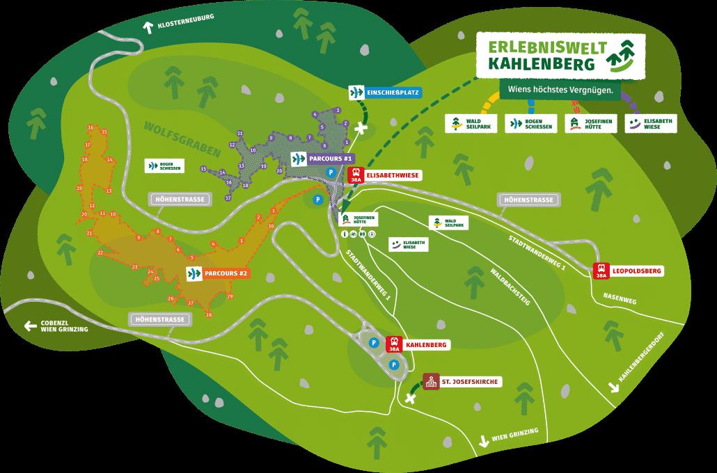 Bogenschießen Wien Bogenschießen Kahlenberg 3D Bogensportpark Kahlenberg Bogensportpark Wien